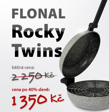Flonal Rocky Twins